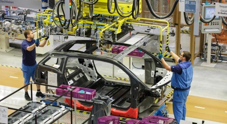 BMW i3 Production Starts in Leipzig [Photo Gallery]