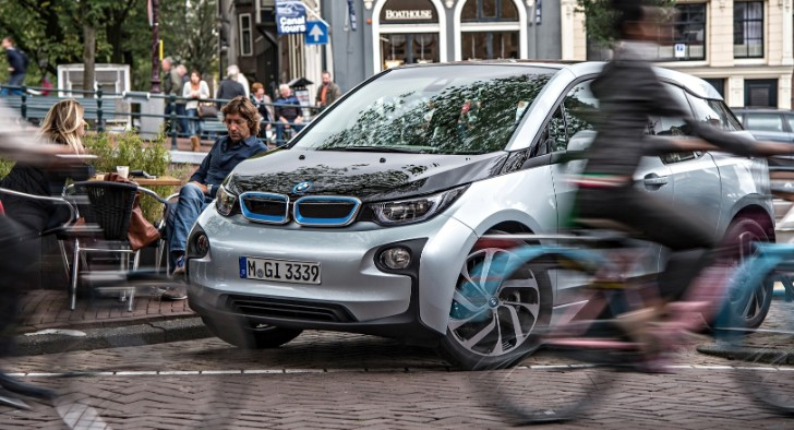 BMW i3 Receives ISO Certificate for Environmental Footprint