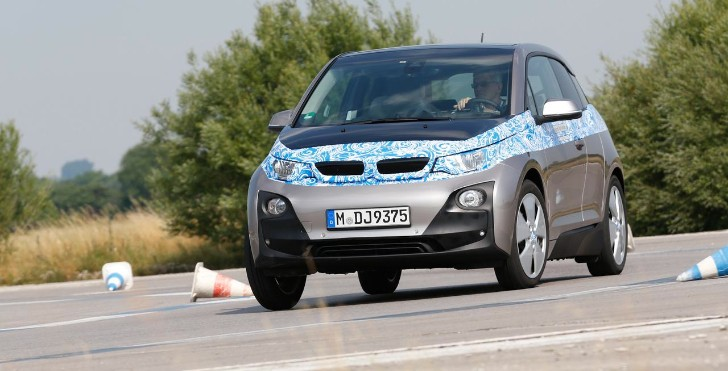 BMW i3 Review by Car and Driver