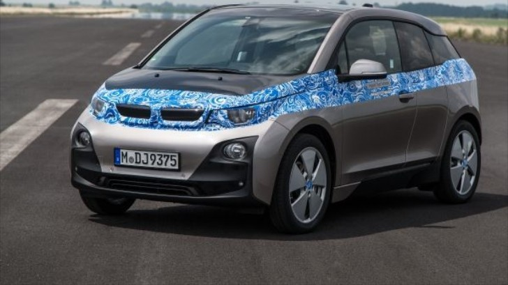 BMW i3 Review by Chris Harris