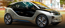 BMW i3 to Make Production Debut at Frankfurt 2013