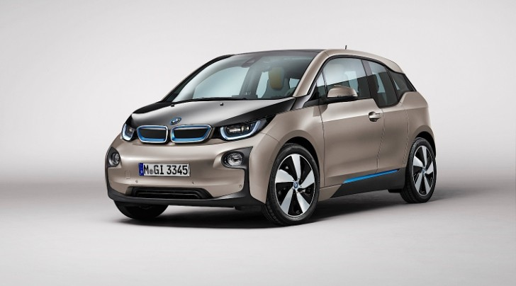 BMW i3 to Premiere at the 2013 Frankfurt Auto Show [Photo Gallery]