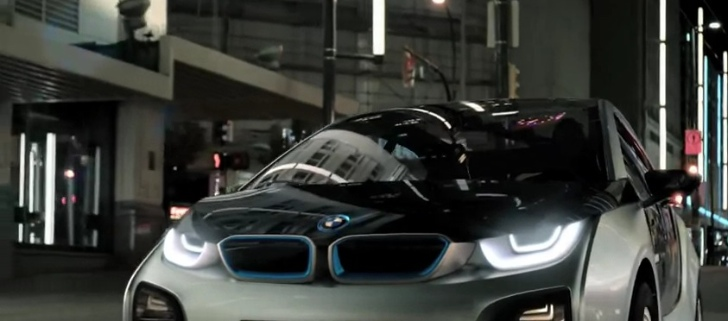 BMW i3 Will Be Able to Drive Itself in Town