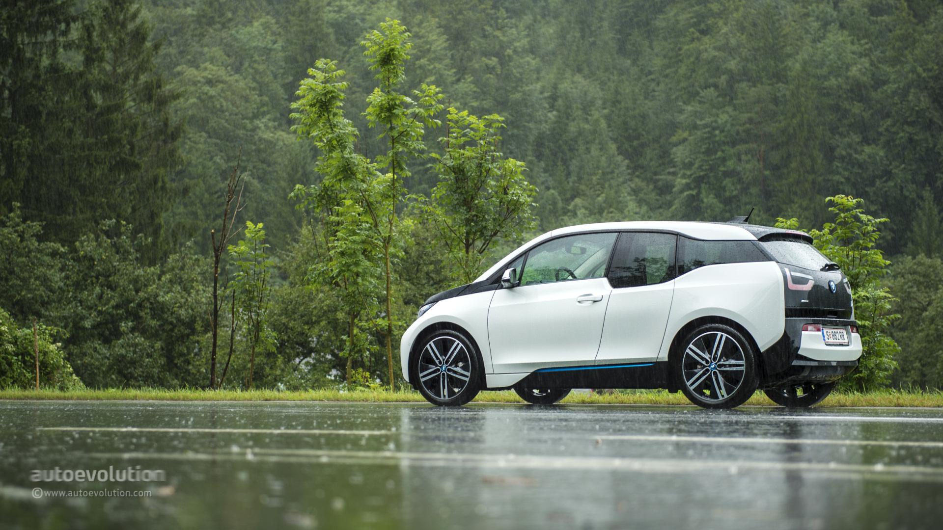 12 Photos BMW I3