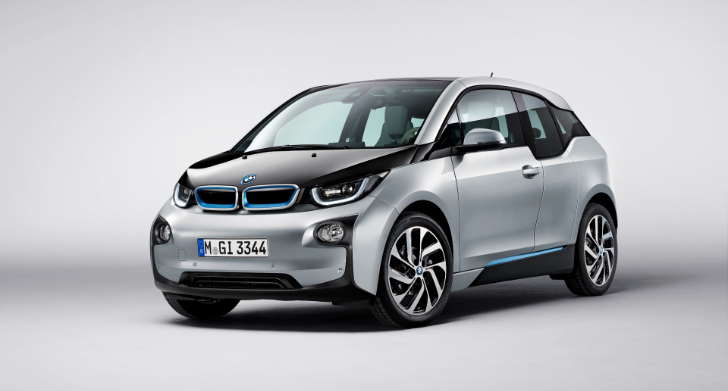 BMW i3 Wins Gold at the 2014 German Design Awards