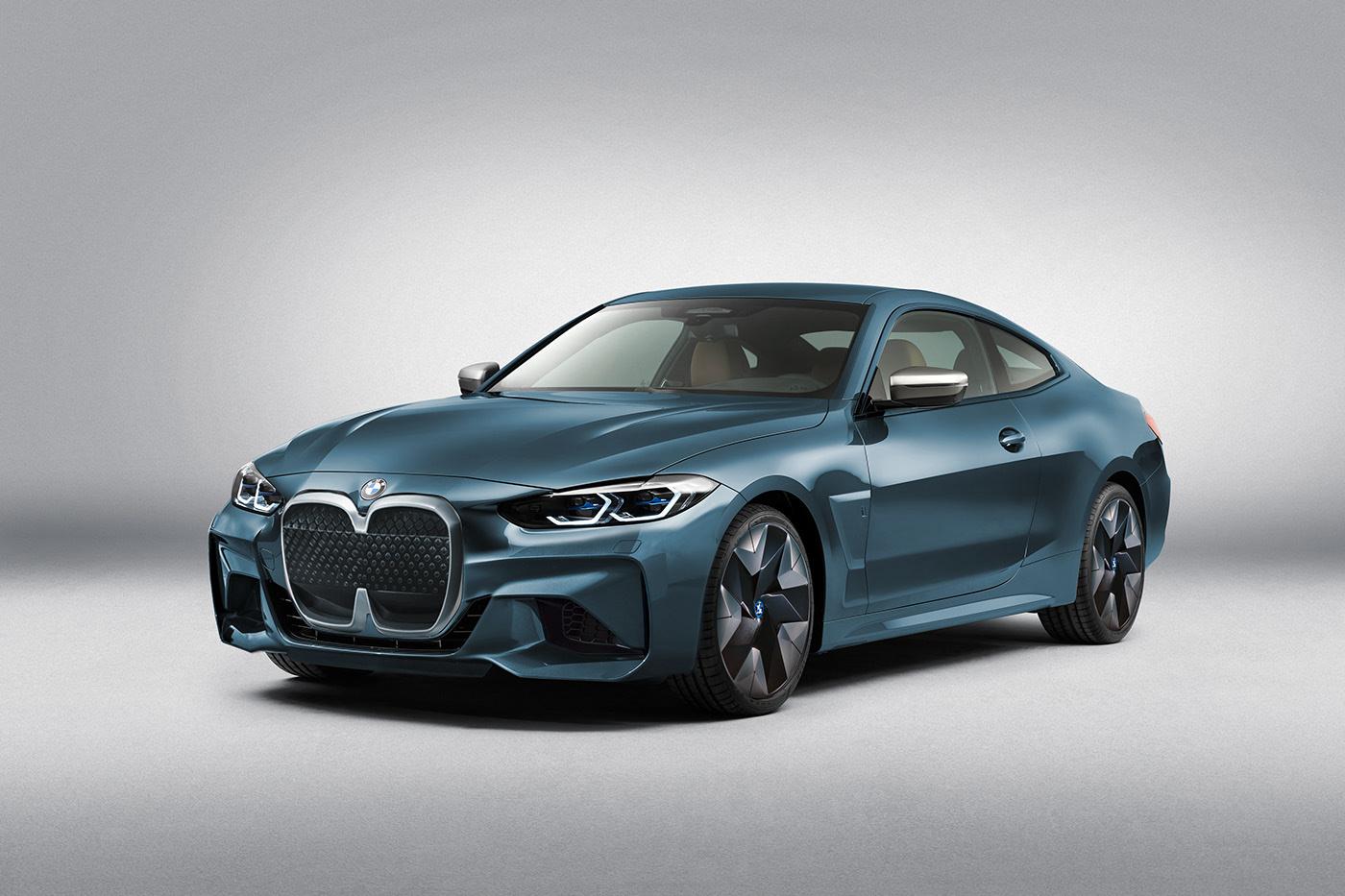 2021 BMW i4 26