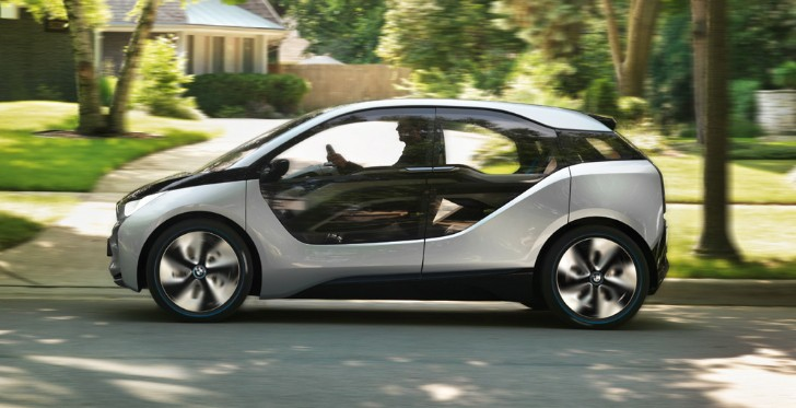 2015 bmw i5 might turn out to be a family car autoevolution. Black Bedroom Furniture Sets. Home Design Ideas