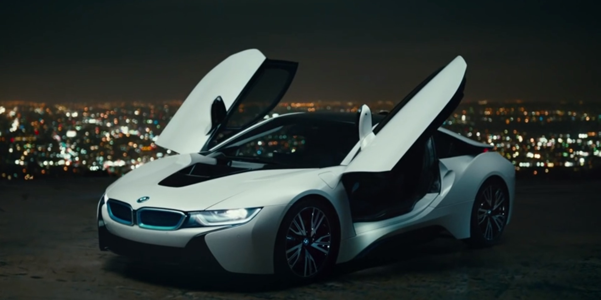 Bmw I8 Commercial Sightings Autoevolution
