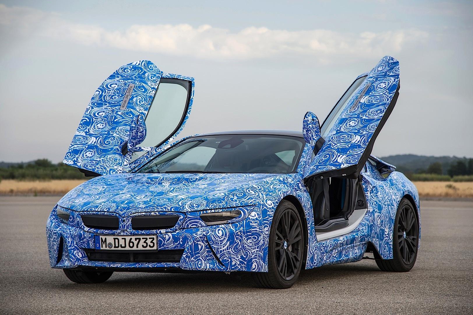 BMW I First Drive Review By Autocar Autoevolution - Auto car