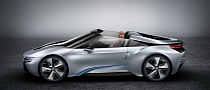 BMW i8 Hybrid to Cost Over €100,000