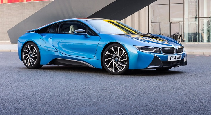 Bmw I8 Is Getting Recalled Over Fire Hazard Autoevolution