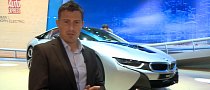 BMW i8 Live Video from the 2013 Frankfurt Motor Show [Video]
