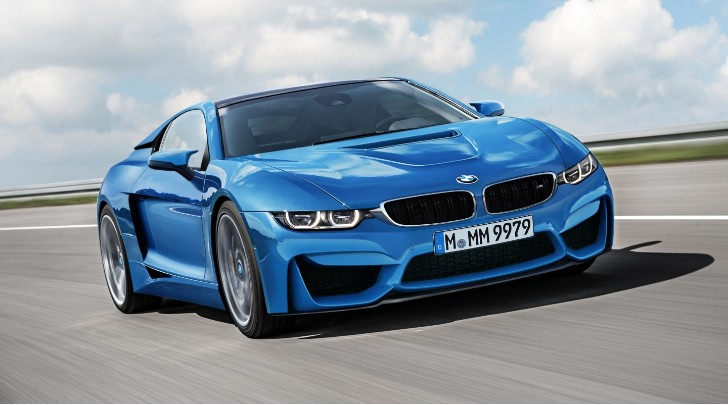 Bmw I8 M Rumors Denied Once Again Autoevolution