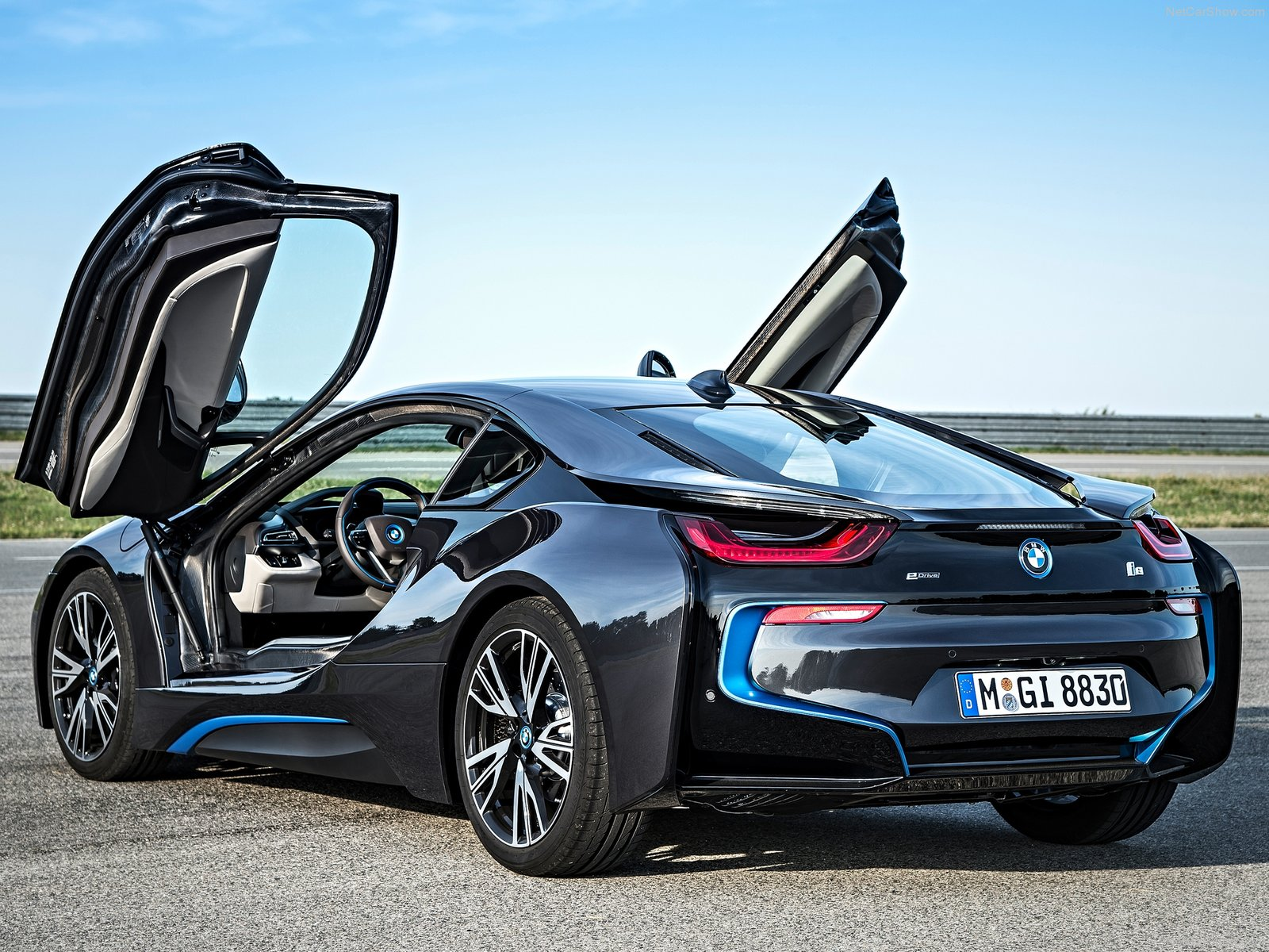 BMW I8 One Of CAR Magazines Most Wanted Cars 2014