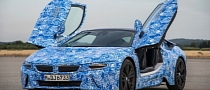 BMW i8 Prototype Test Drive by Edmunds