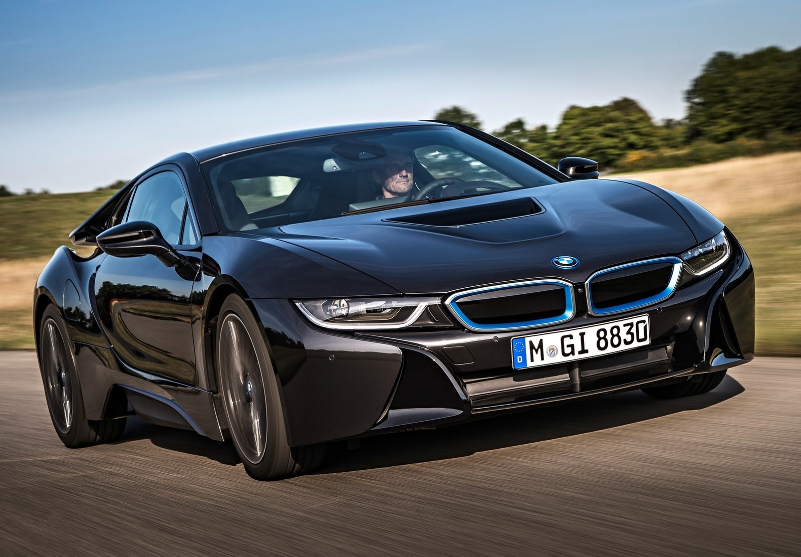 Bmw I8 Ranked As The Second Best Supercar Of 2013