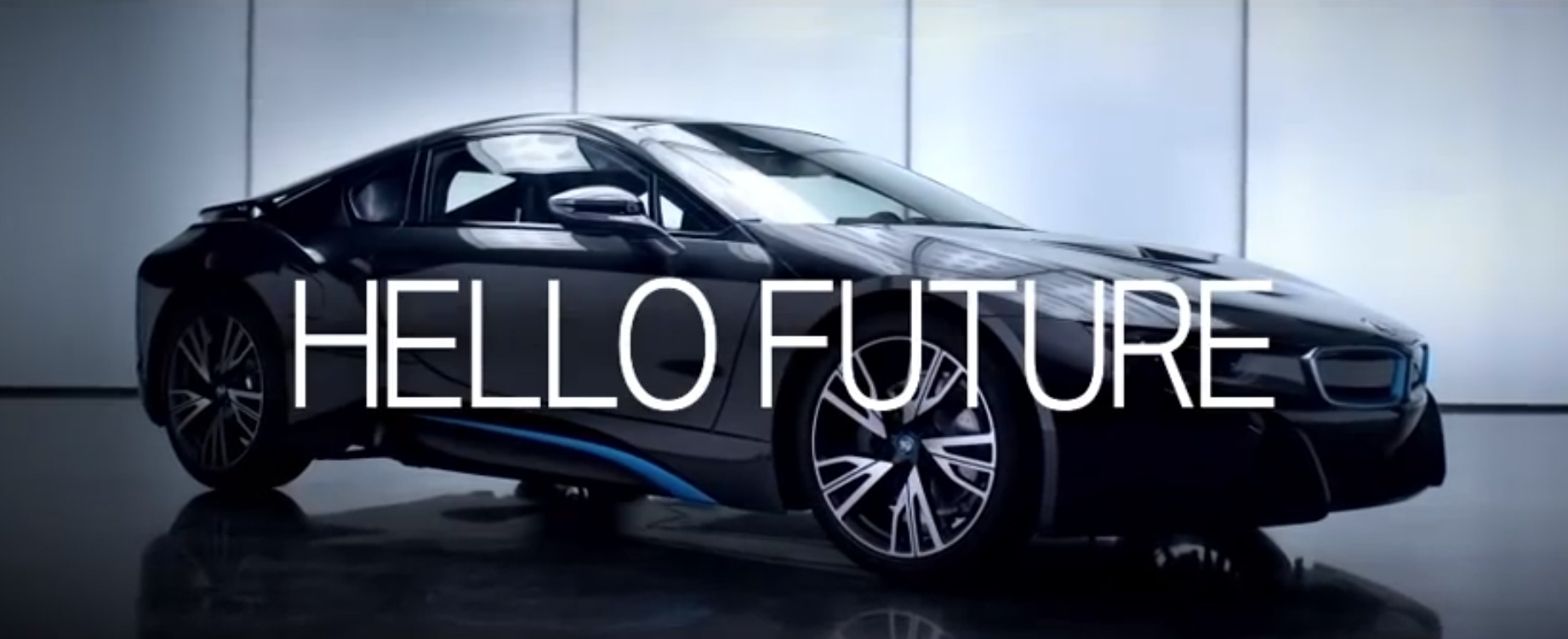 "Bmw Quotes Bmw I8 Says ""hello Future"" During Arthur Cclarke Speech"