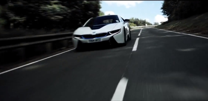 Bmw i8 shows its silent performance in latest commercial 8 photos 2018 bmw i8 sciox Image collections