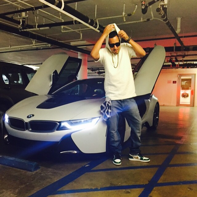 Bmw I8 Takes The Rapper Step As French Montana Buys His First
