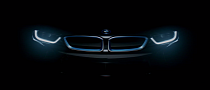 BMW i8 Teaser Video Will Frighten You [Video]