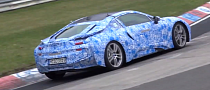 BMW i8, the Only 3-Cylinder Sportscar That Sounds Good [Video]