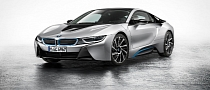 BMW i8 Wins Automobile Magazine's 2014 Design of the Year Award [Photo Gallery]