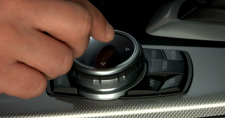 bmw idrive touch controller 39 s functions showcased video. Black Bedroom Furniture Sets. Home Design Ideas