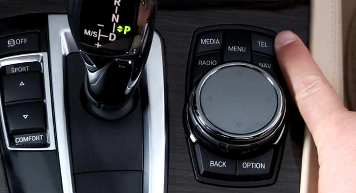 BMW iDrive Touch Functions Overview [Video]