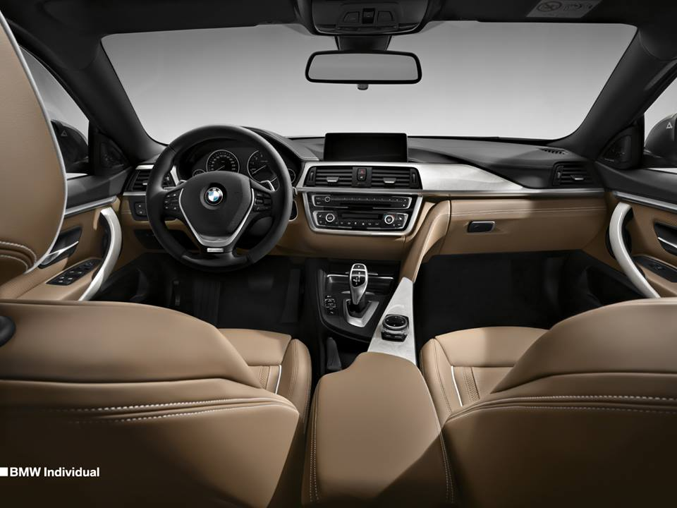 Bmw Individual Program For 4 Series Gran Coupe Showcased