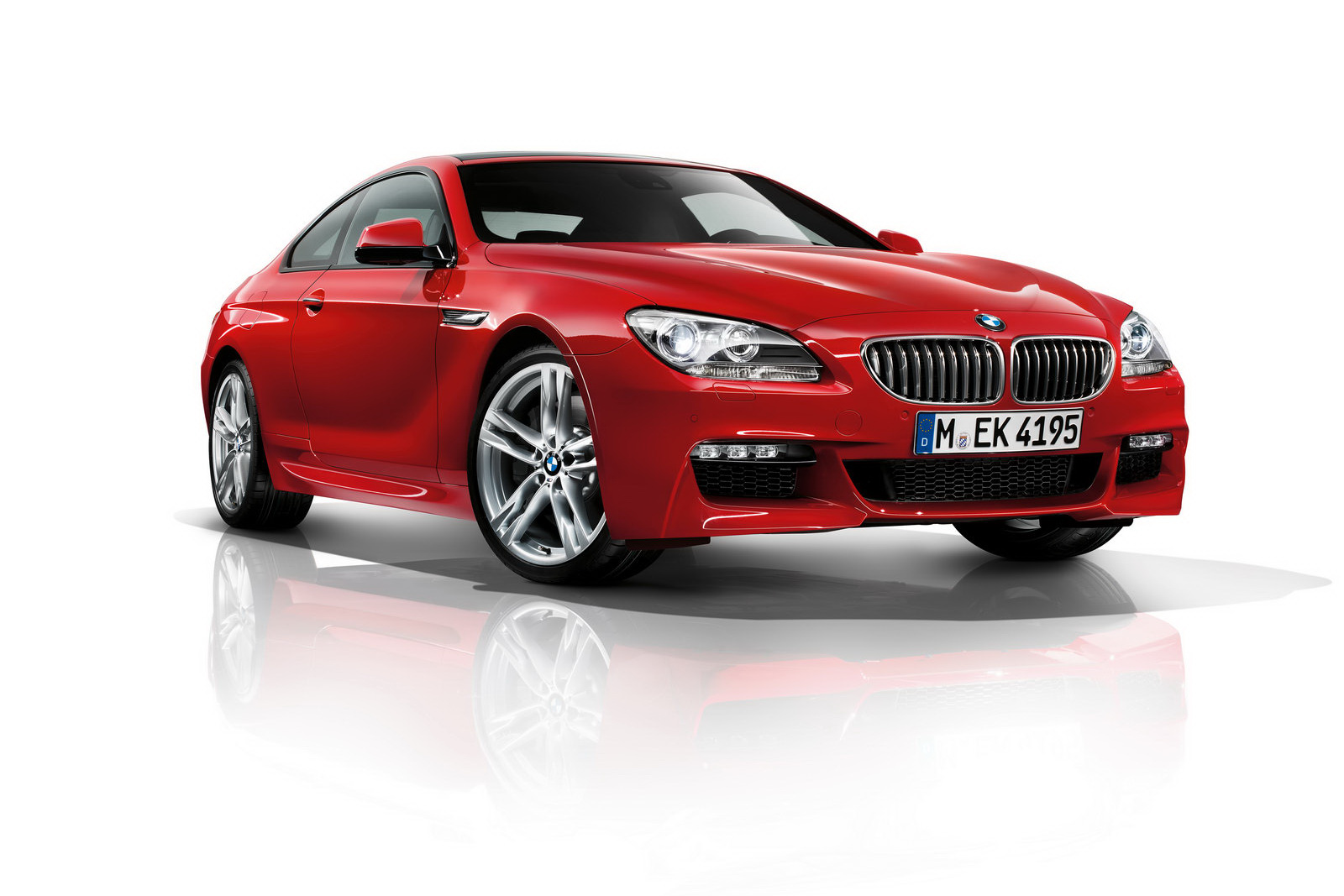 Bmw Introduces 6 Series M Sport And Xdrive Versions Autoevolution
