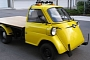 BMW Isetta Flatbed Truck [Photo Gallery]