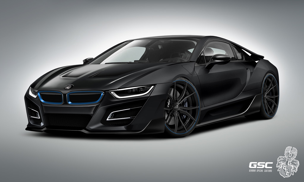 Bmw Itron Body Kit For The I8 Body Kit Is Out Of This
