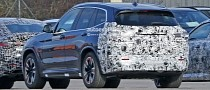 BMW iX3 Facelift Already Spotted, No Signs of the Huge Grille Syndrome