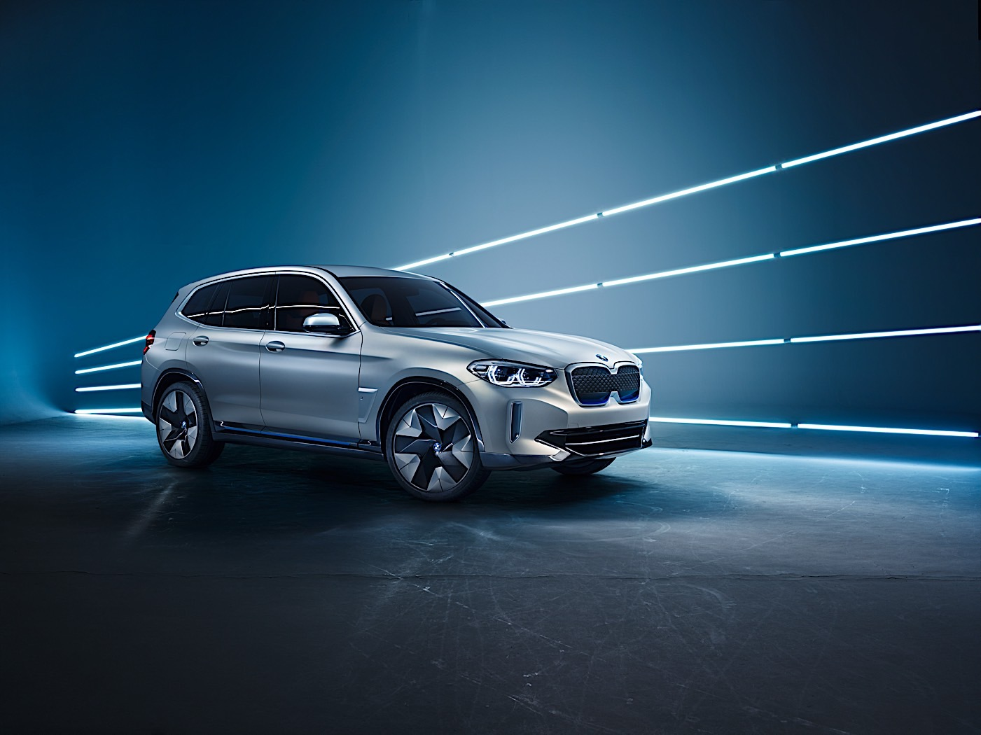 Bmw Ix3 Electric Suv To Be Built In China Autoevolution