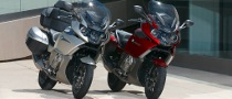 EICMA 2010: BMW K 1600 GT / K 1600 GTL [Live Photos]