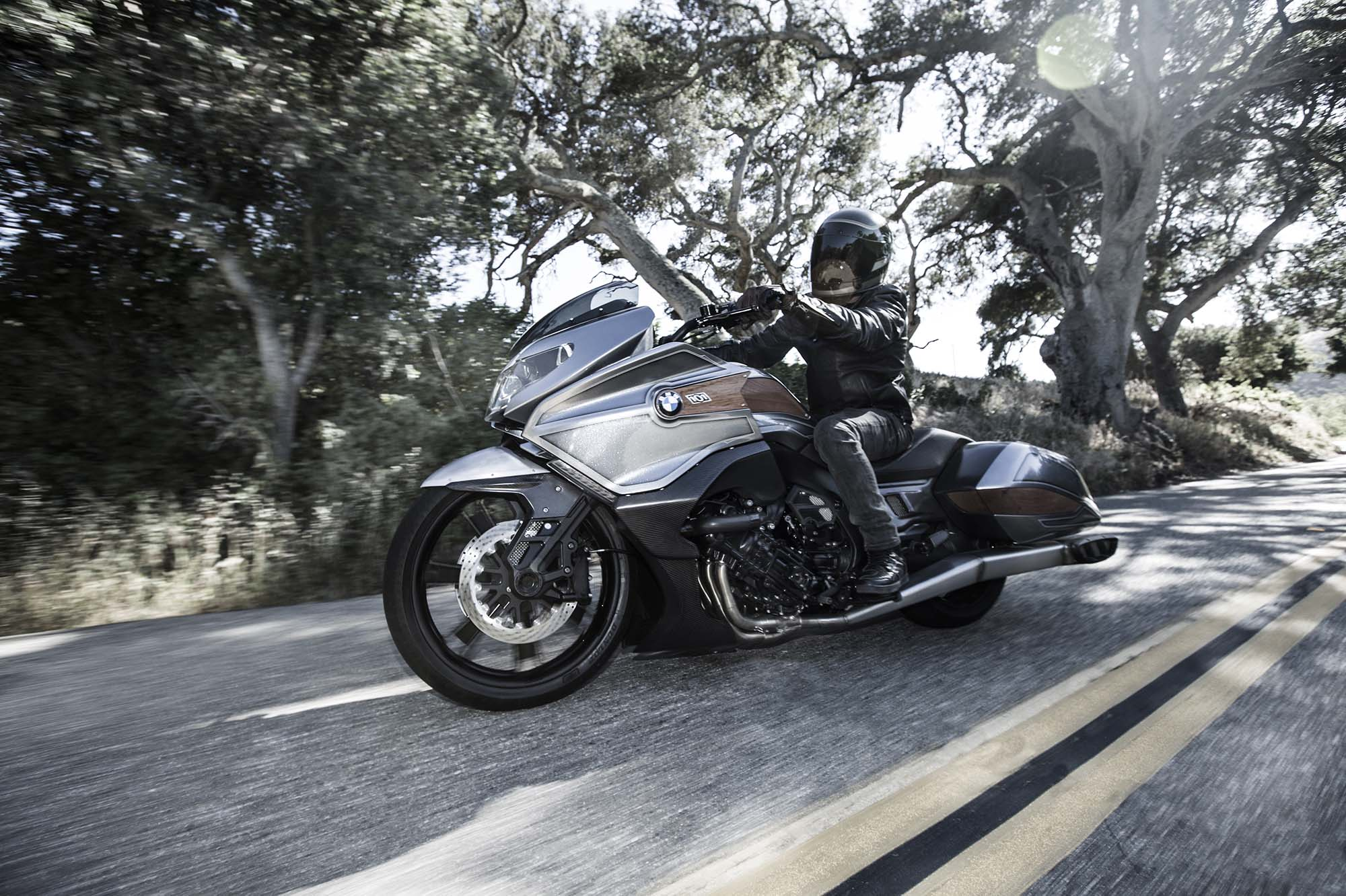 BMW K1600 Bagger Most Likely Arriving This Autumn