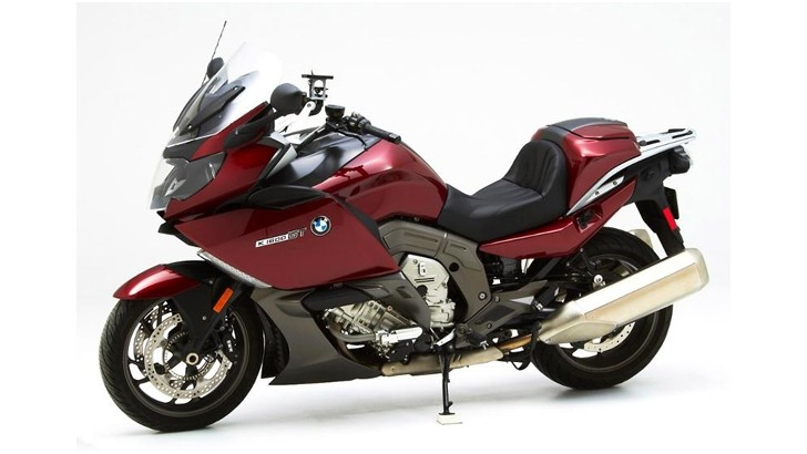 BMW K1600 Series Gets Luxury Corbin Seat and Trunk [Photo Gallery]