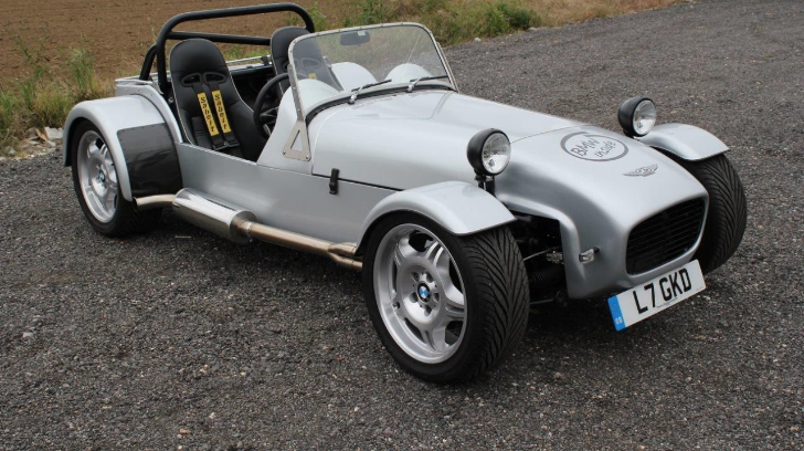 Bmw Kit Car Manufacturer Gkd Legend Up For Sale On Ebay Autoevolution