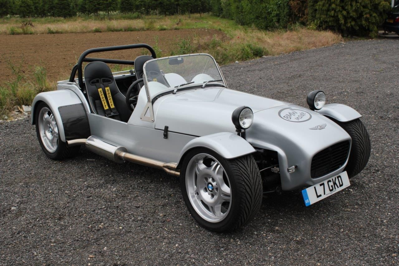 BMW Kit Car Manufacturer GKD Legend Up for Sale on eBay - autoevolution