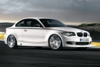 BMW 1 Series with the new kit