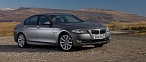 BMW Launches 520d EfficientDynamics in UK [Photo Gallery]