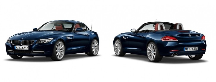 BMW Launches a new Entry-Level Z4 in France