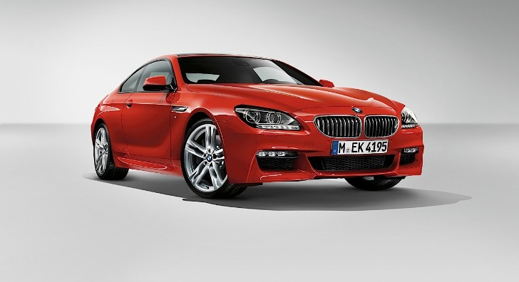 BMW to Launch M Sport Edition 6 Series in June