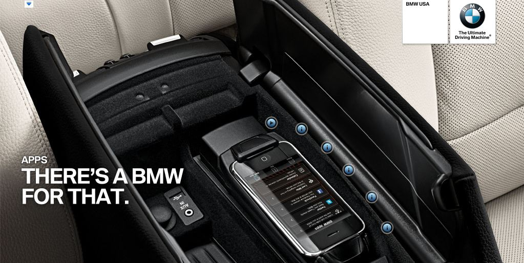 bmw launches samsung and iphone 5s snap in adapters. Black Bedroom Furniture Sets. Home Design Ideas