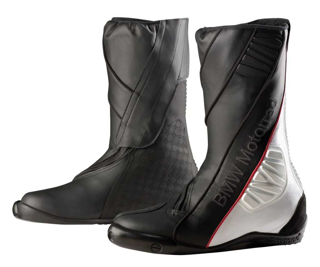 Bmw Launches Security Evo G3 Motorcycle Racing Boots