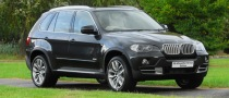 BMW X5 xDrive35d 10-Year Anniversary Model Released