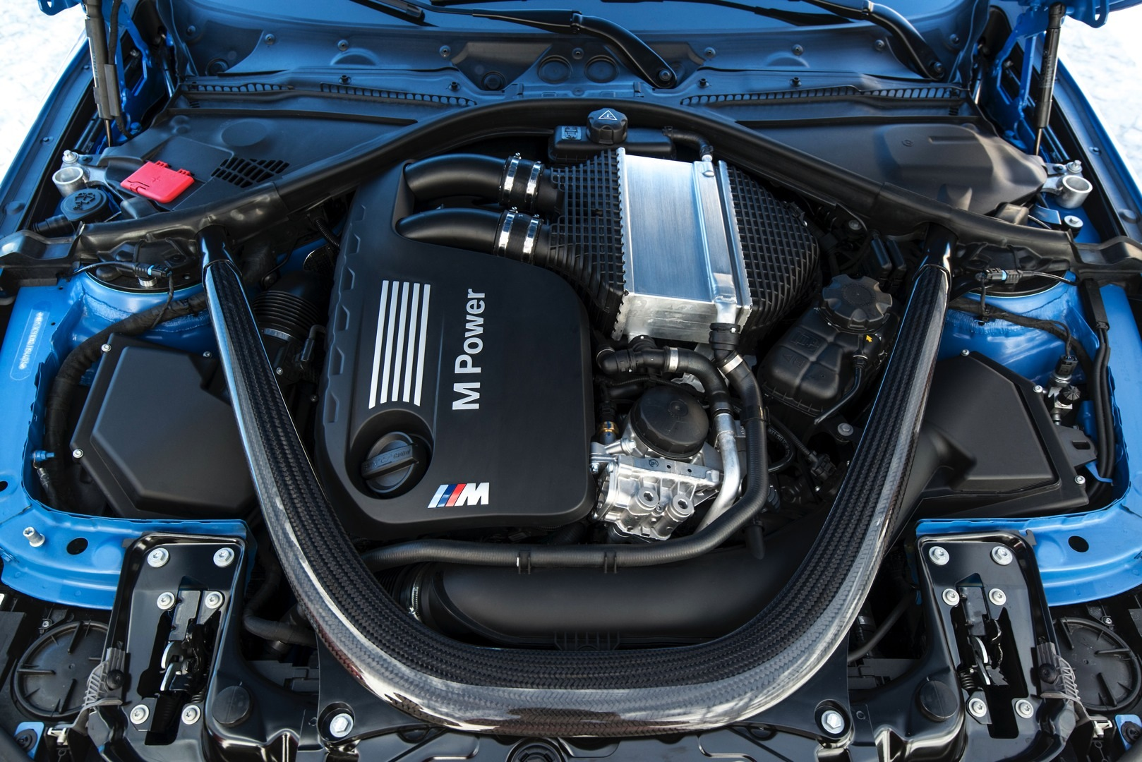 Bmw M Boss Test The New S55 Engine Talk About It