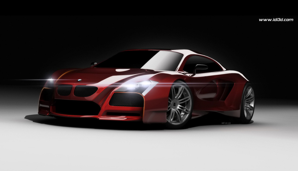 Bmw M Concept Surf S Up R8 Autoevolution