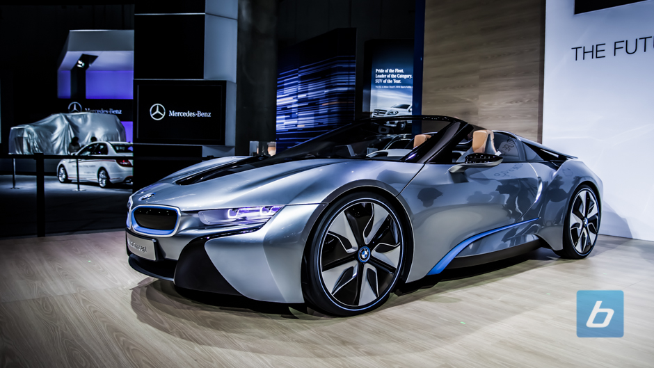 Bmw M Division Boss Confirms Hardcore I8 Spyder Version Possible