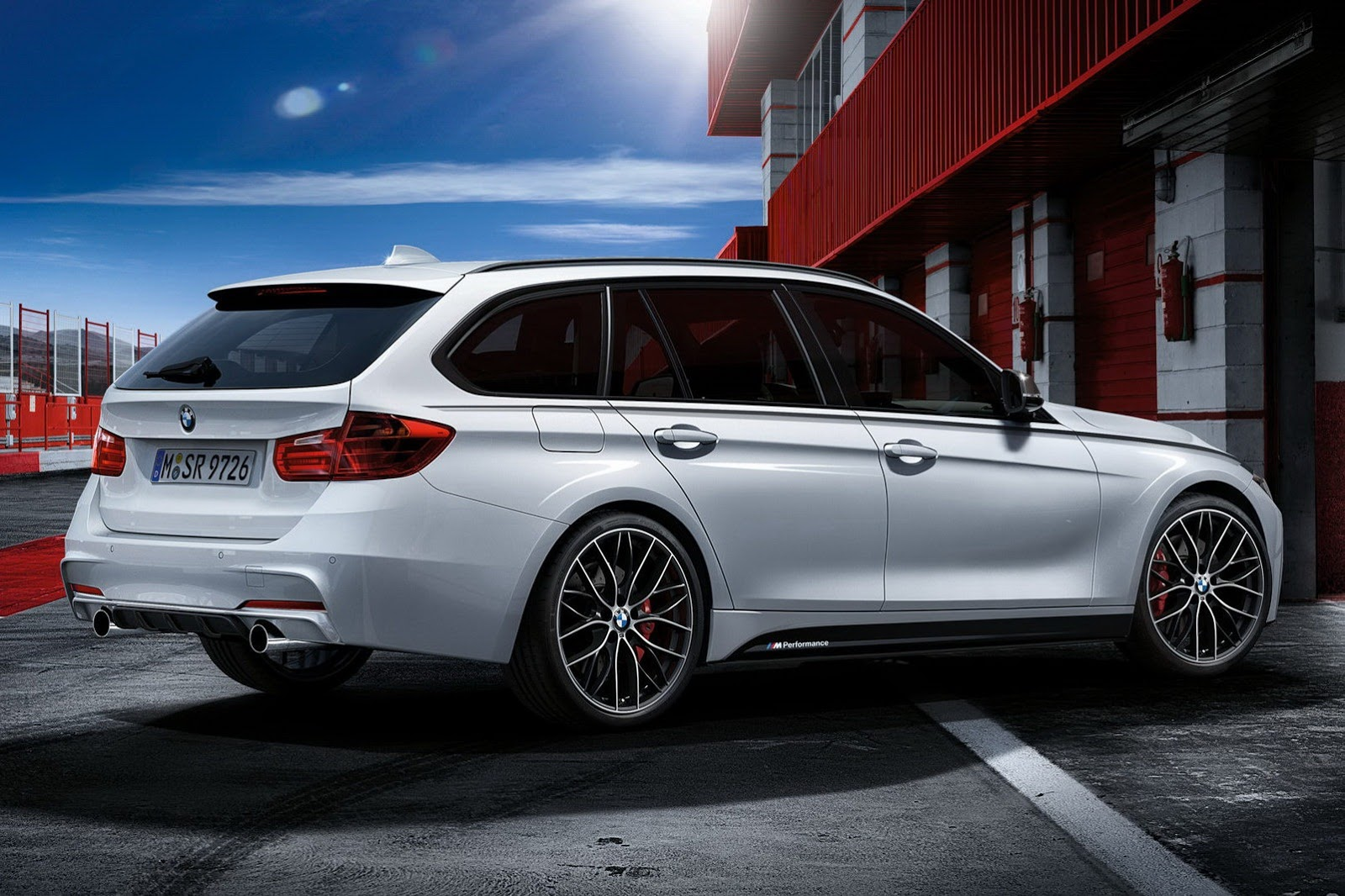 Bmw M Performance Accessories For 3 Series Touring Autoevolution